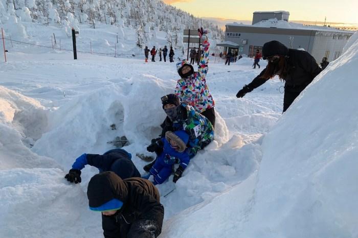 [遊記] 2019過年八天七夜 日本東北親子自助遊 Day 4 藏王樹冰|入住吉田屋旅館