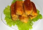 Палочки картофельные