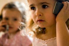 мобильные вредны для детей