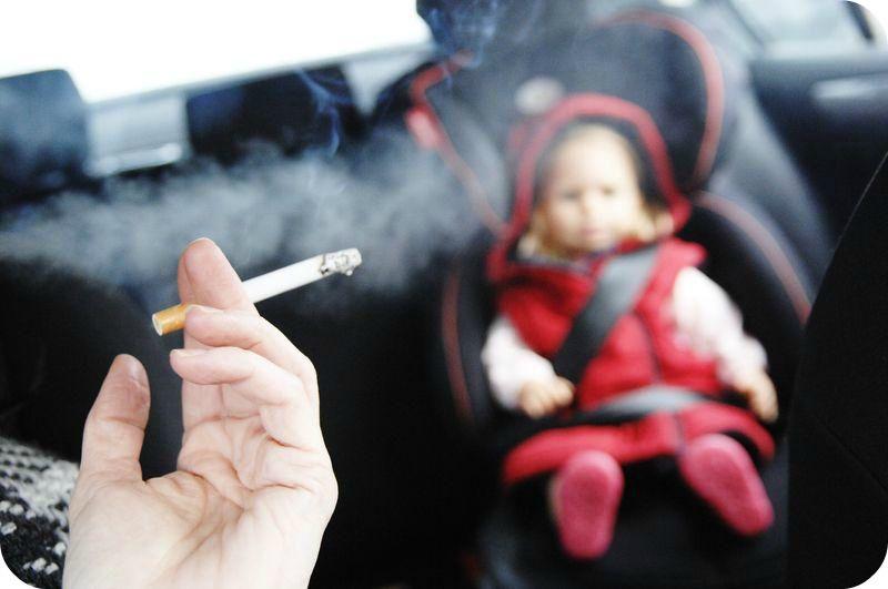 Курильщики поневоле
