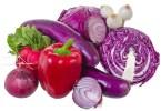 Сила цвета в овощах и фруктах