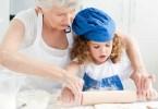 Бабушки провоцируют развитие ожирения у внуков