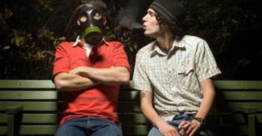 Защитите себя от табачного дыма