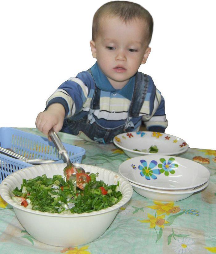 здоровый выбо для ребенка