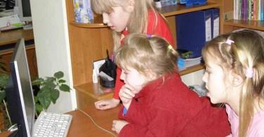 Компьютер и здоровье детей