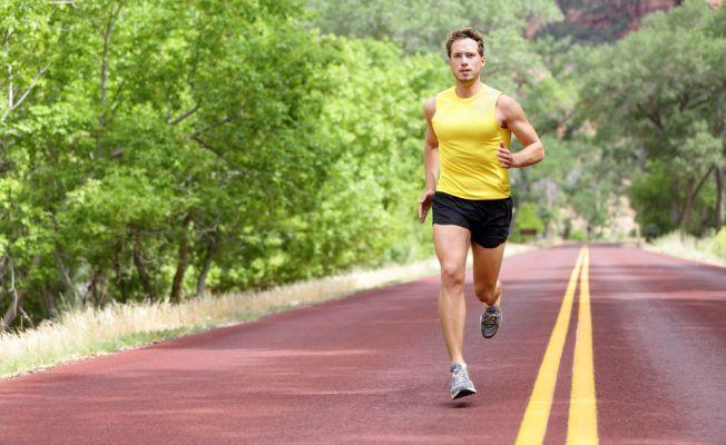 Бег на длинные дистанции увеличивает плотность костей