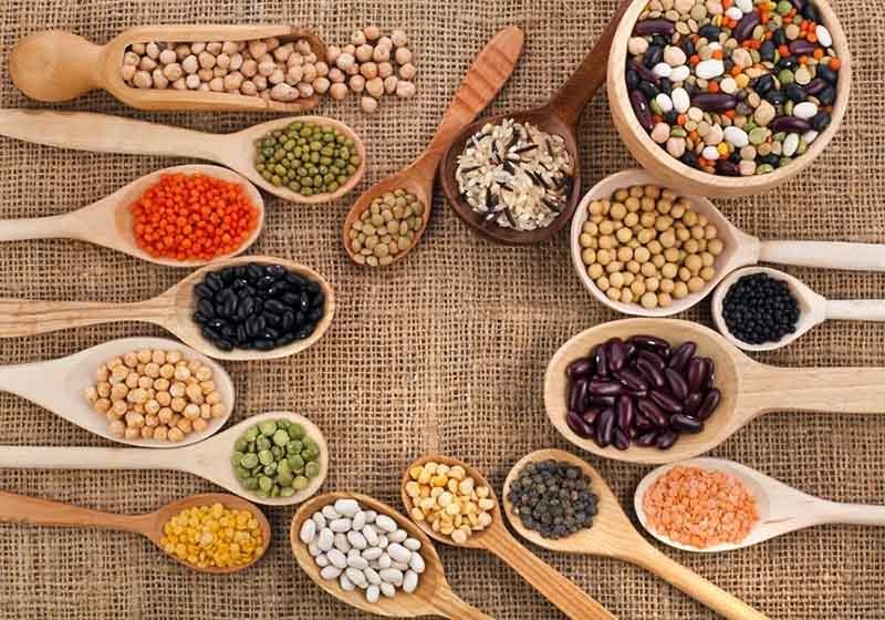 Продукты с повышенным содержанием отдельных незаменимых аминокислот