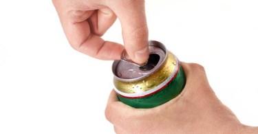 Остерегайтесь энергетических напитков