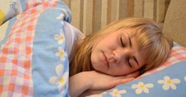 Полноценный ночной сон - гарантия хороших оценок