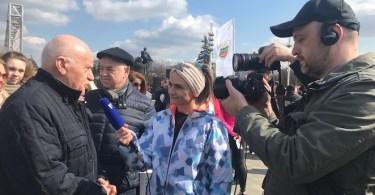 «Шагай больше – живи дольше»: россиян призвали к здоровому образу жизни