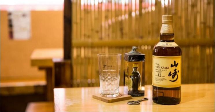 Suntroy-Yamazaki 12Y Whisky 三得利-山崎 12年威士忌