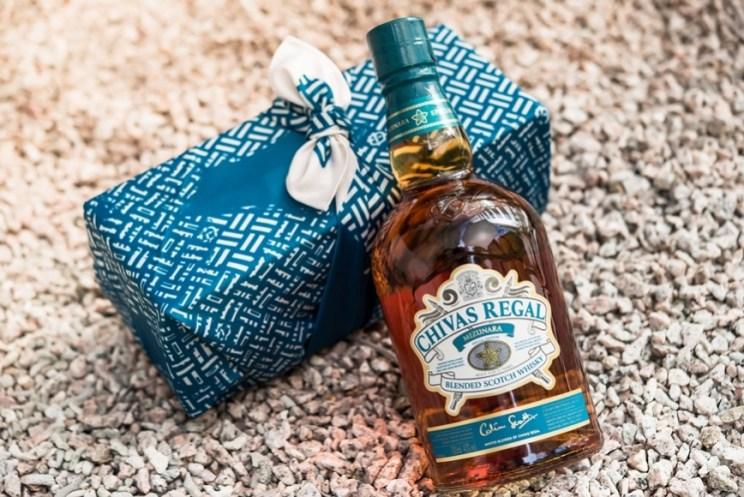 Chivas Regal Mizunara Whisky 芝華士水楢威士忌