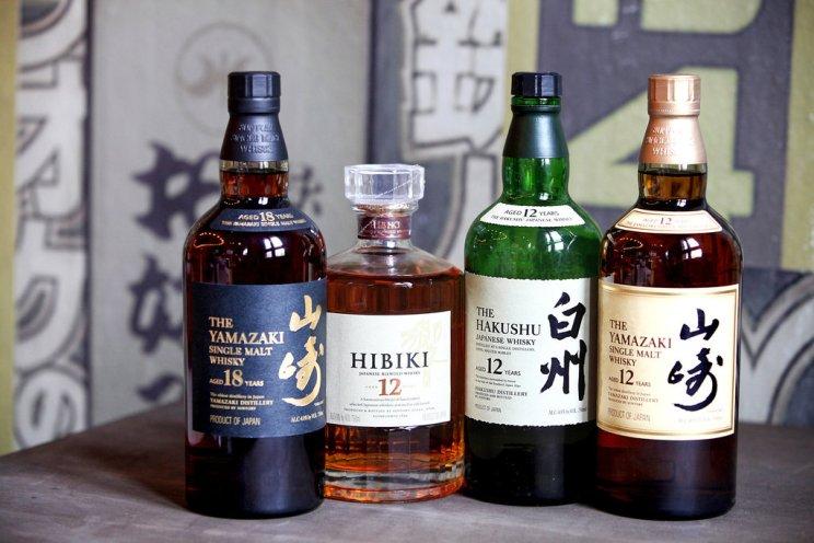 餐後酒的選擇 威士忌