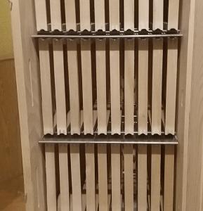 Frames of 30 frame AZ hive
