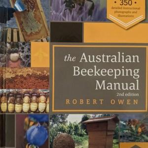 Australian Beekeeping Manual book by Robert Owen