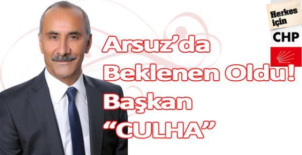 """Arsuz'da Beklenen Oldu ! Bakan """" Culha """"  Politika Hatay"""