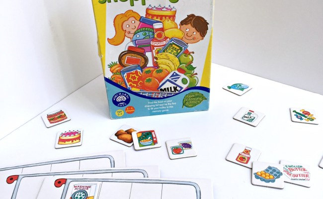 An Slp S Buyer S Guide To Board Games For Pre K Children