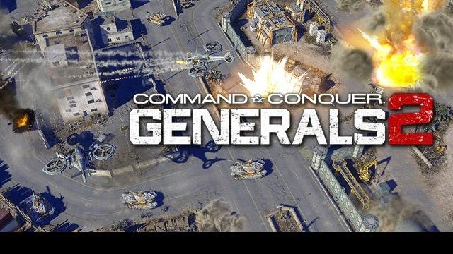 Command Amp Conquer Generals 2 EA Nennt Start Zeitraum