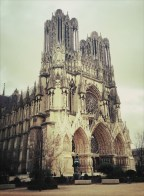 reims cathedral exterior copy