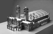 Charles Rennie Makintosh - Glasgow Central Station Terminus