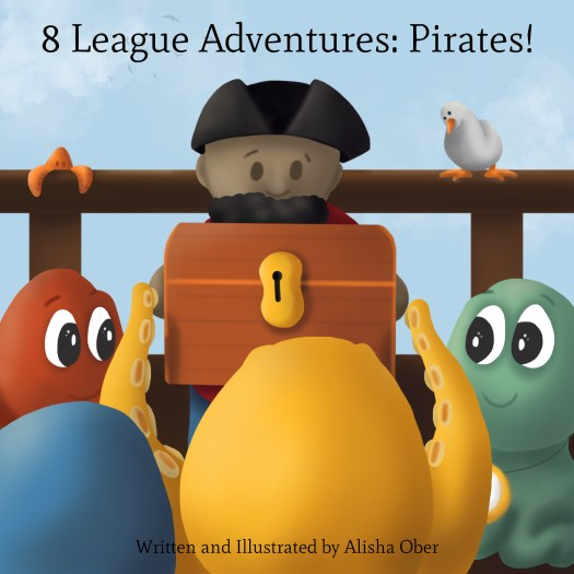 8 League Adventures: Pirates!