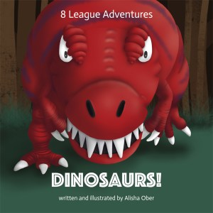 Dinosaurs! Front Cover