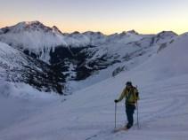 Alpine start!