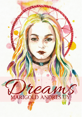 8Letters Bookstore and Publishing Dreams Marigold Andres UyBook Cover