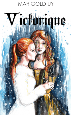 8Letters Bookstore and Publishing Victorique Marigold Andres Uy Book Cover