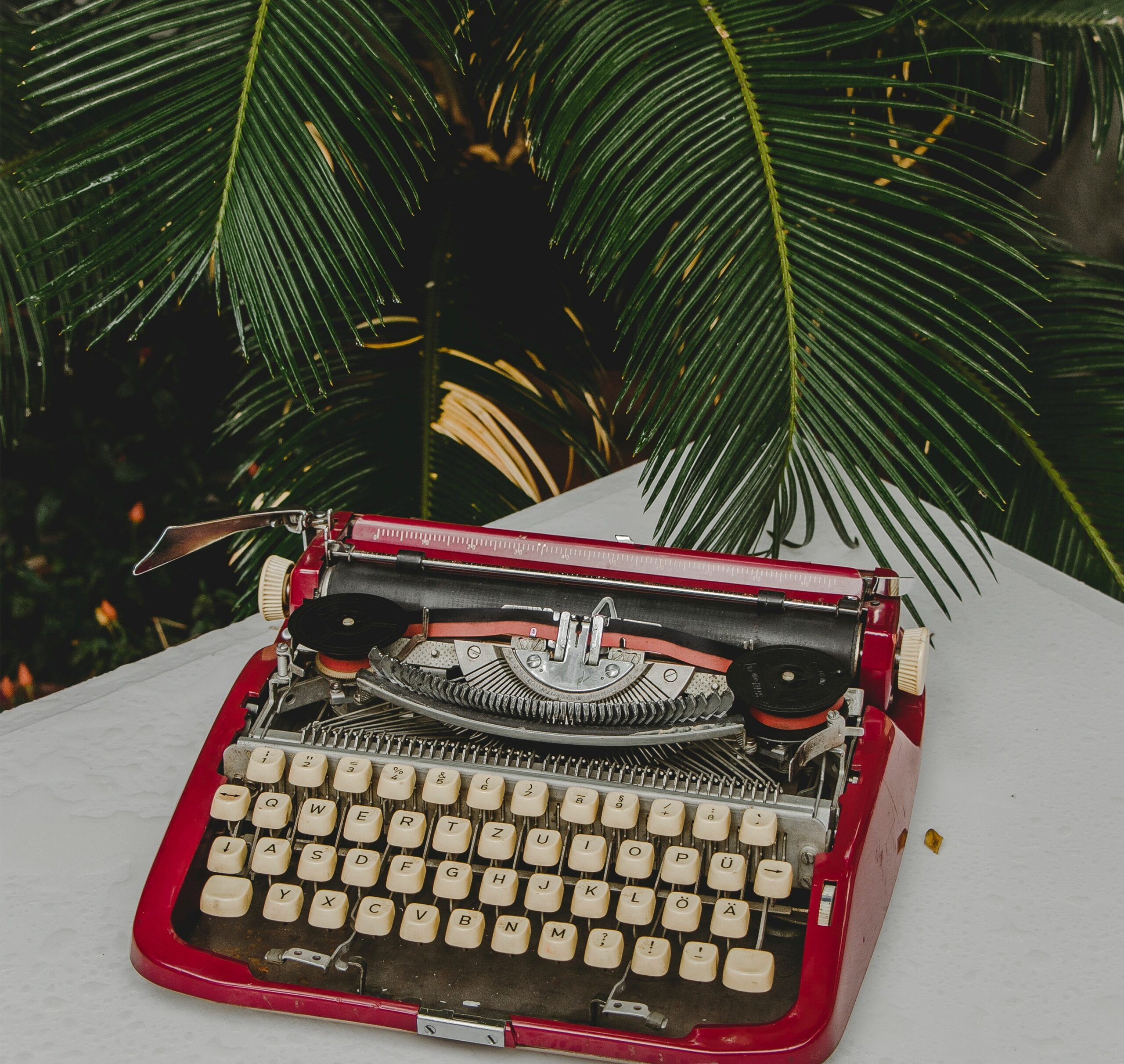 The Romantic Travel Writer