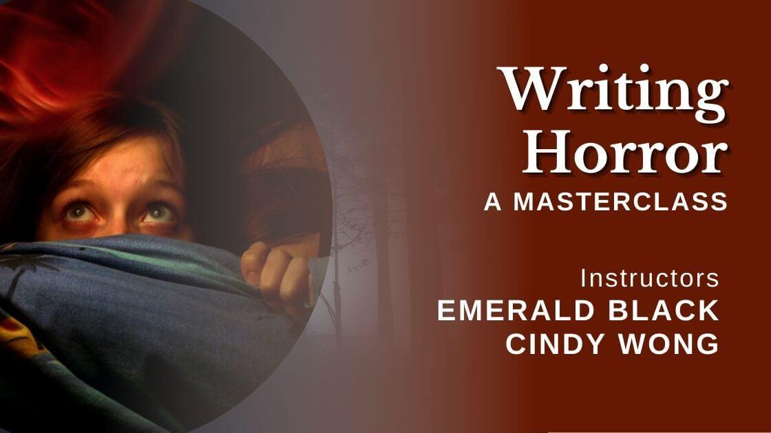 Writing Horror Masterclass