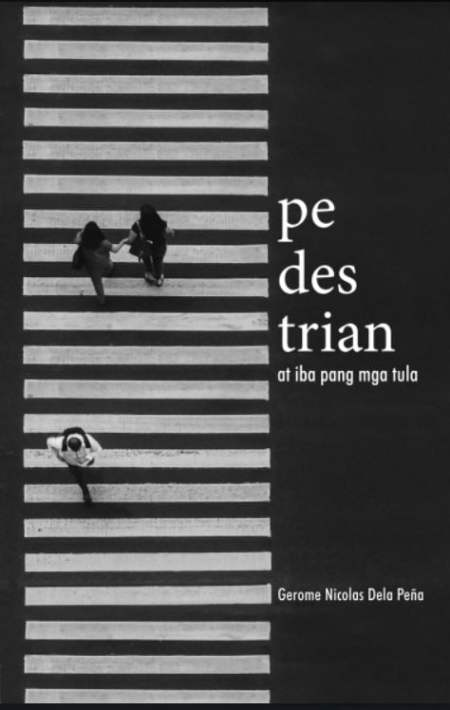 Pedestrian   Gerome Nicolas dela Peña   Paperback