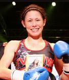 Muay Thai Profile photo - Haru Tajima