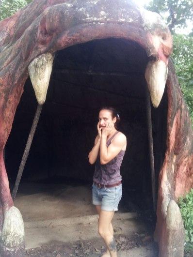 Sylvie at the Zoo