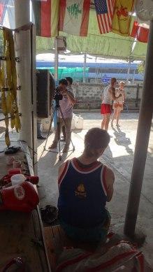 Thai Film Crew