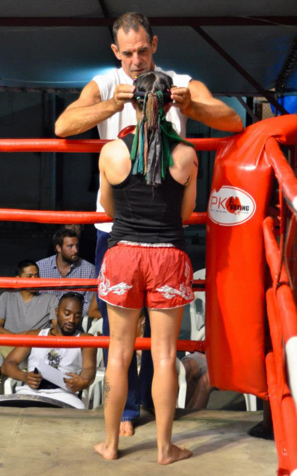 Sylvie and Andy - Lanna Boxing