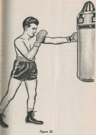 Jack Dempsey - Body Weight Coming Forward