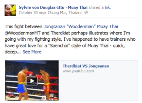 Facebook Post - Sylvie