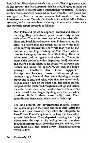 Modern Muay Thai Mythology - Peter Vail - Page 10