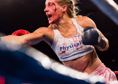 Aleide Lawant vs Miriam Nakamoto - WBC Muay Thai Lightweight Championship