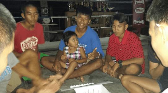 Giatbundit Gym - Isaan Muay Thai - Phutthaisong Buriram - the boys