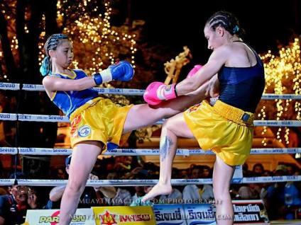 Sylvie vs Saya Ito - Ito Teep 2