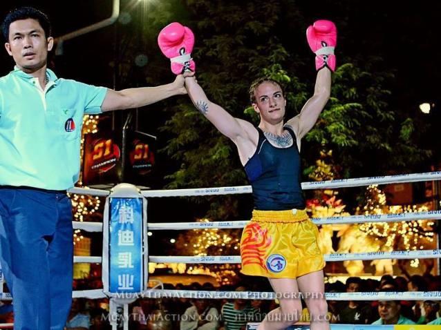 Sylvie vs Saya Ito - Victory - Queens Cup