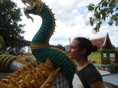 Sylvie and Naga