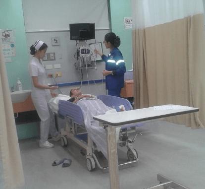 Emergency Room - Bangkok