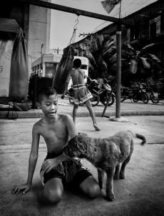 Mio Cade - Boys of Muay Thai in Thailand 2