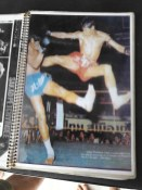 Sagat Petchyindee - Flying Kick - Street Fighter