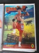 Sagat Petchyindee - magazine cover - Muay Thai 2