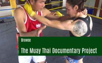 Browse the Muay Thai Documentary Project