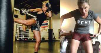 Casey Female Fighter Collective